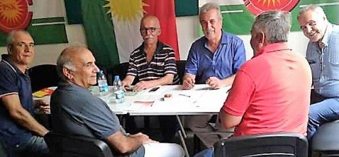 Refaramdumu Destekleme İnsiyatifi İzmir'de toplandı