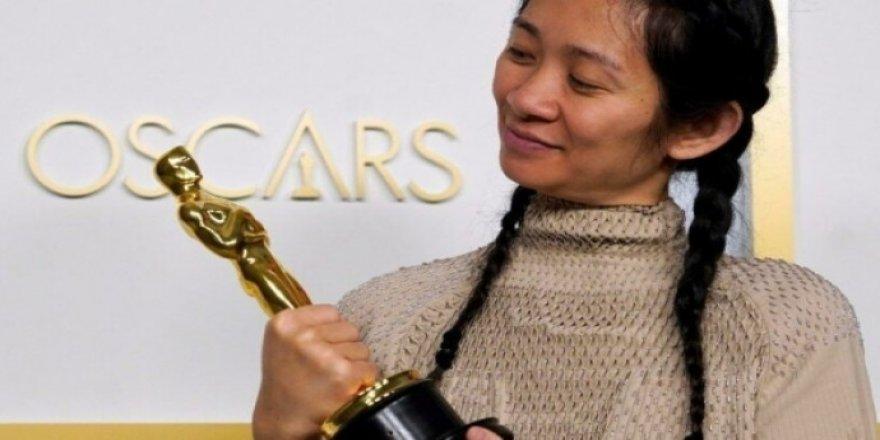 Oscar'ı kazanan Zhao'ya ülkesi Çin'de sansür