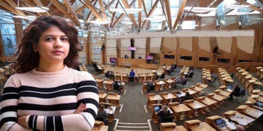 İskoçya'da Milletvekili adayı olan Roza Salih: Kürtlerin sesini her yere ulaştıracağım