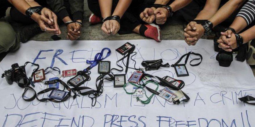 Avrupa Konseyi'nden Basın Özgürlüğü Raporu