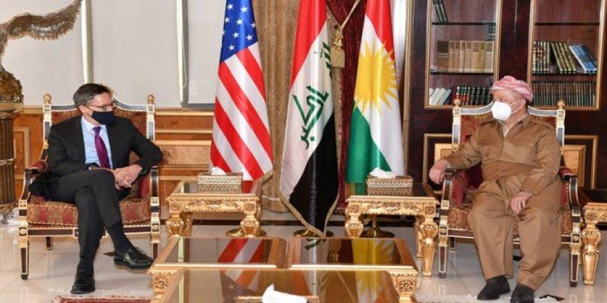 Amerika, Kürdistan Bölgesi ile ortaklığa bağlı kalacağız