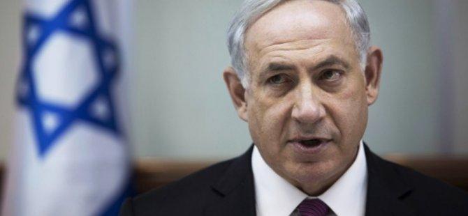 Netanyahu: Kürdistan devletinin kurulmasını destekliyoruz