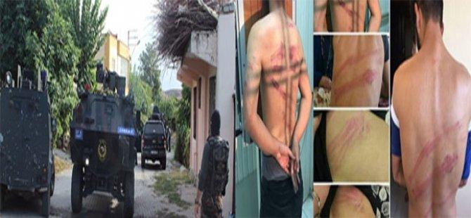Şapatan'da önce işkence şimdi de sokağa çıkma yasağı