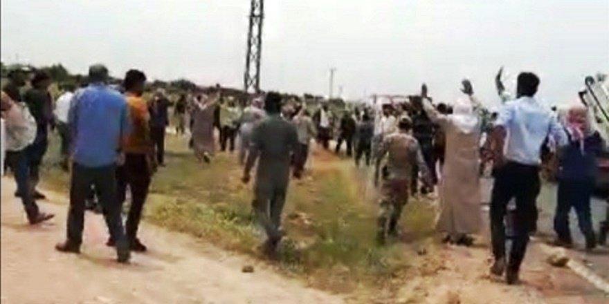 VİDEO - DEDAŞ ekibi ile köylüler arasında kavga: 4 yaralı