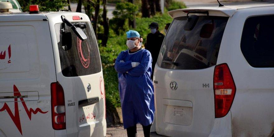Suriye hükümeti Rojava'ya koronavirüs aşılarını göndermiyor