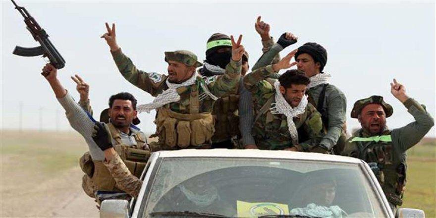 ABD New Lines Enstitüsü: Milisler Irak-Suriye sınırında yarı devlet kurmuş durumda