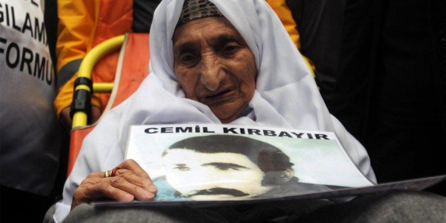 Berfo Ana'ya verilen sözler unutuldu: Cemil Kırbayır dosyası zaman aşımından kapatılıyor