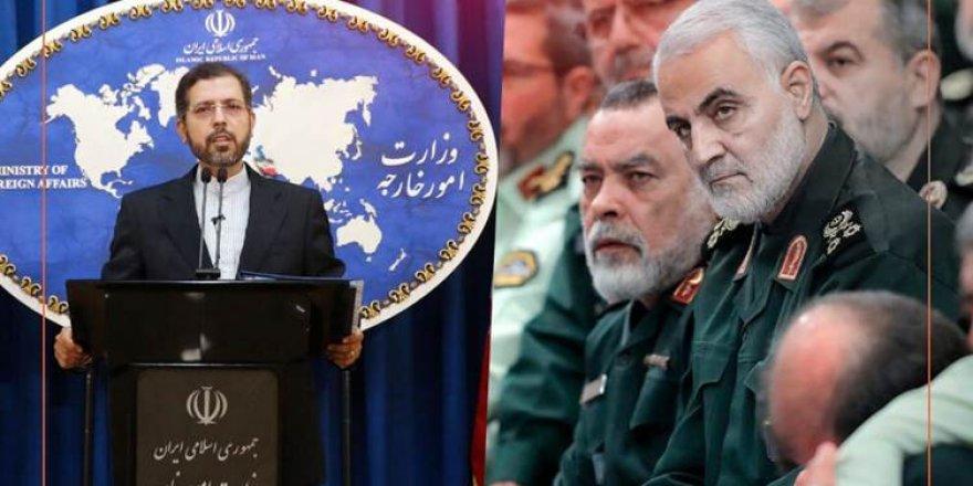 İran'dan tehdit: Süleymani suikastinde parmağı olanlar cezalandırılacak!