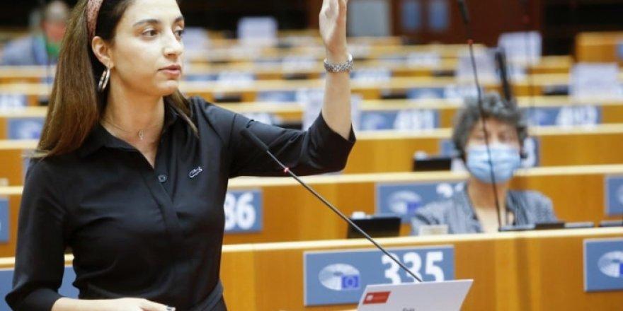 AP Milletvekili Evin İncir: Avrupa, Kürdistan Bölgesi'ni Orta Doğu için örnek görüyor