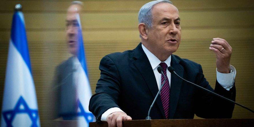 Netanyahu: Roket saldırılarına güçlü karşılık vereceğiz