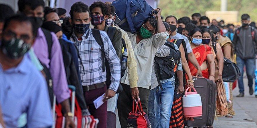 DSÖ: Hindistan varyantı küresel tehdit