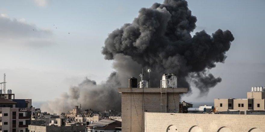 Doğu Kudüs gerginliği: Filistinli grupların attığı 200 roket Gazze'ye düştü