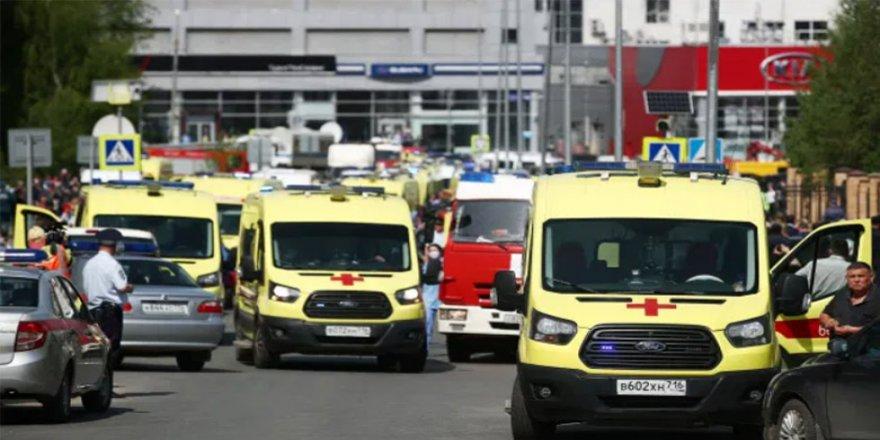 Rusya'da okula saldırı: Ölü ve yaralılar var