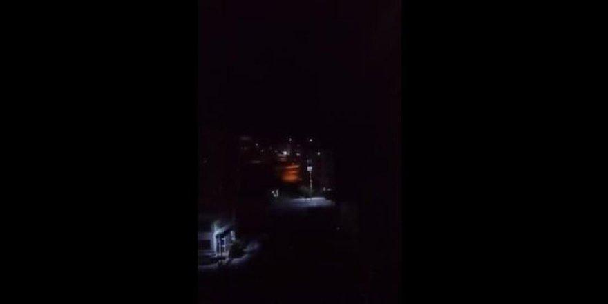 Dêrsim'de TC memurlarinin İsrail protestoları sırasında tekbir sesleri - Video