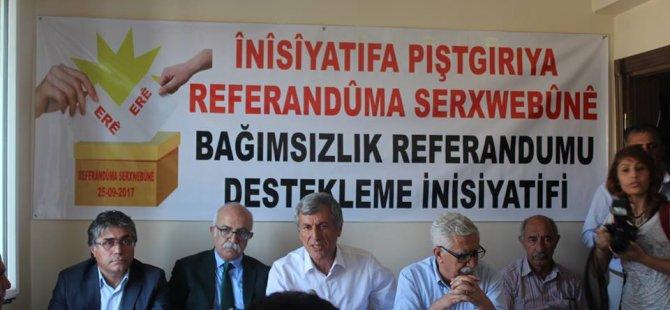 """""""Bağımsızlık Referandumu artık kaçınılmaz bir ihtiyaçtır"""""""