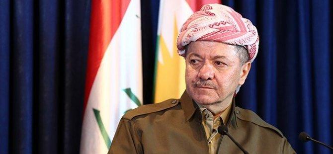 """Barzani, """"Referandum ertelenmeyecek ve kesinlikle yapılacak"""""""