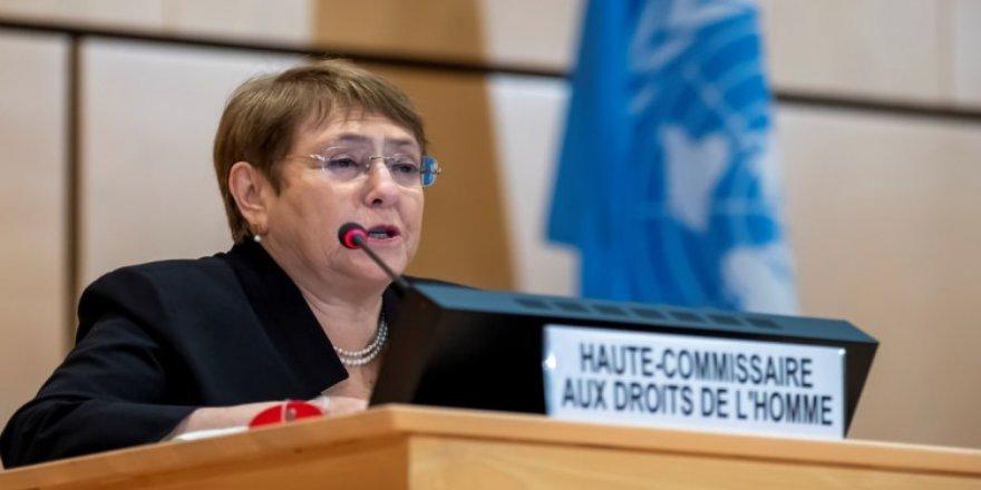 BM Yüksek Komiseri Bachelet: İsrail de, Hamas da savaş suçu işliyor
