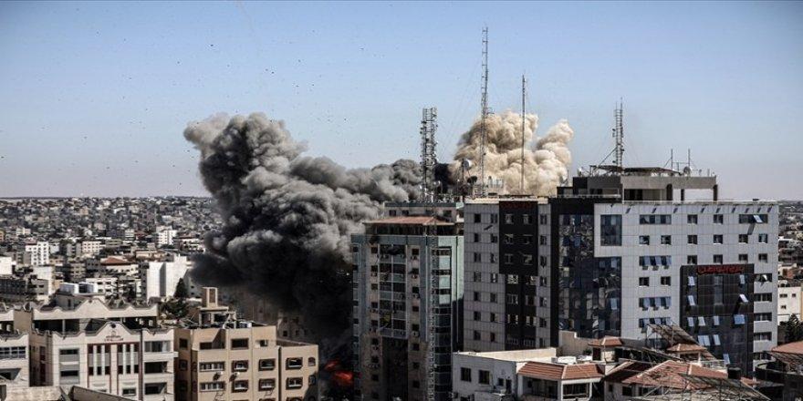 AP Başkanı Pruitt: İsrail saldırısı karşısında şoke olduk ve dehşete düştük