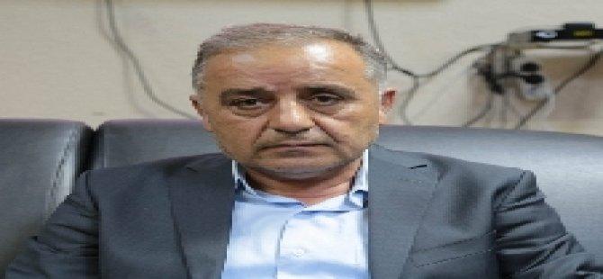 DBP Amed İl Eşbaşkanı Ali Şimşek tutuklandı