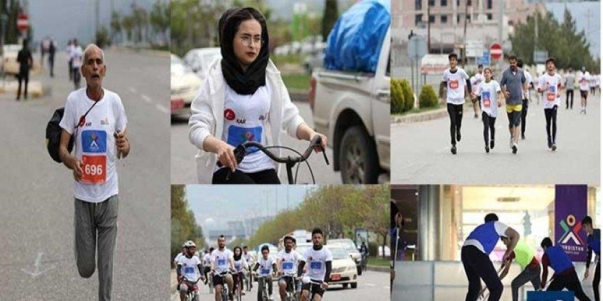 Bugün Kürdistan Spor Günü: Birçok kentte etkinlikler