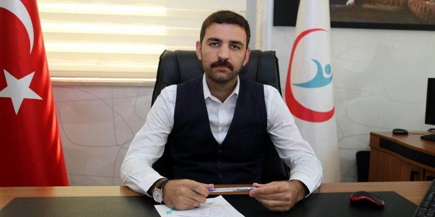 Diyarbakır Eğitim Araştırma Hastanesi Başhekimi Asena bir yılı dolmadan görevden alındı