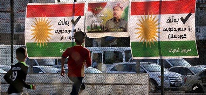 Güney Kürdistan'da referandum propagandası başladı