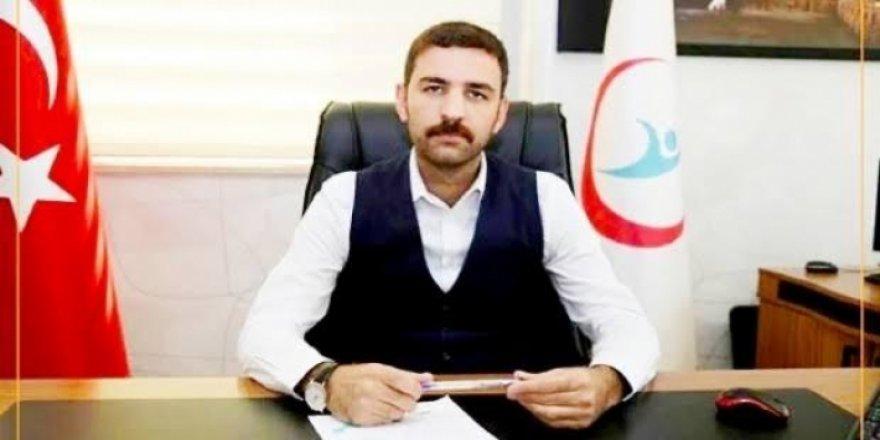 """Diyarbakır'daki salgın hastanesinin başhekimi """"tarihsiz istifa dilekçesi"""" ile görevden alındı!"""