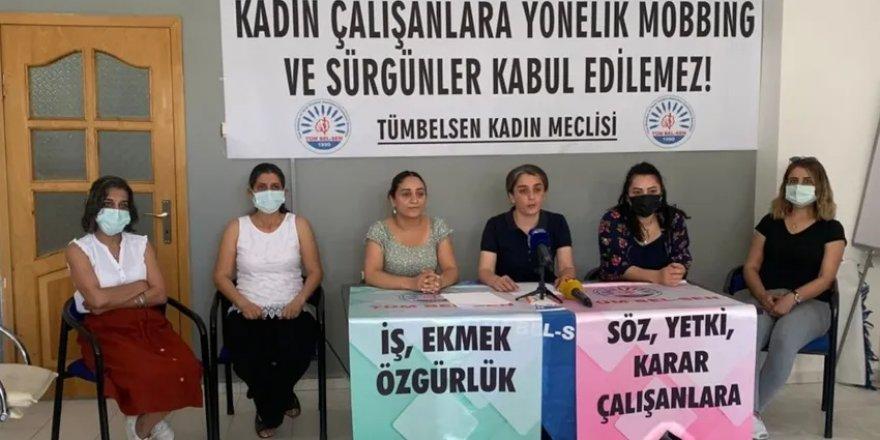 DİSKİ'de kadın çalışanlara mobbing