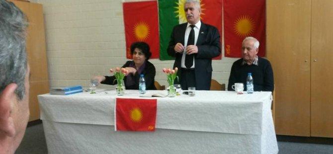 """Mesud Tek: """"Biz Kürdistani ipe sarılacağız"""""""