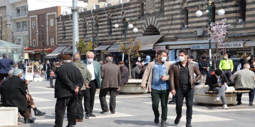 Diyarbakır'da toplam 307 bin 797 kişiye koronavirüs aşısı yapıldı