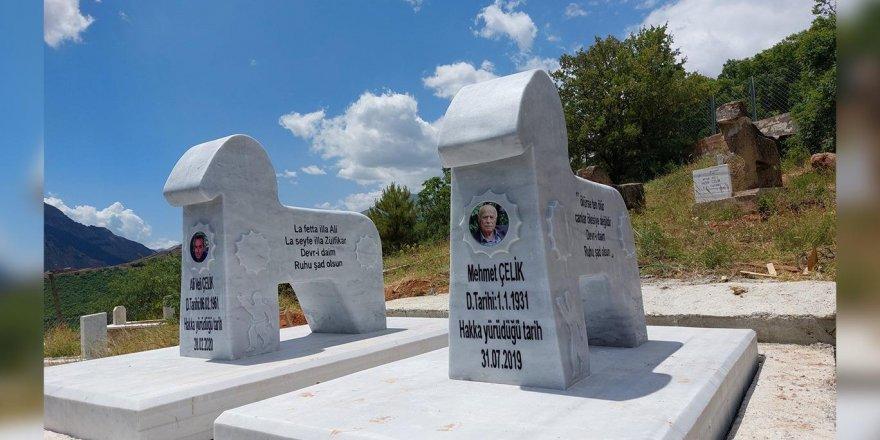 Unutulan gelenek canlandı: Dersim'de 50 yıl sonra ilk koç başlı mezarlar yapıldı