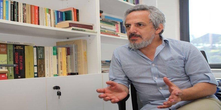 'Cumhurbaşkanlığı sistemi Kürt meselesinden sürdürülemez hale geldi'- Mesut Yeğen