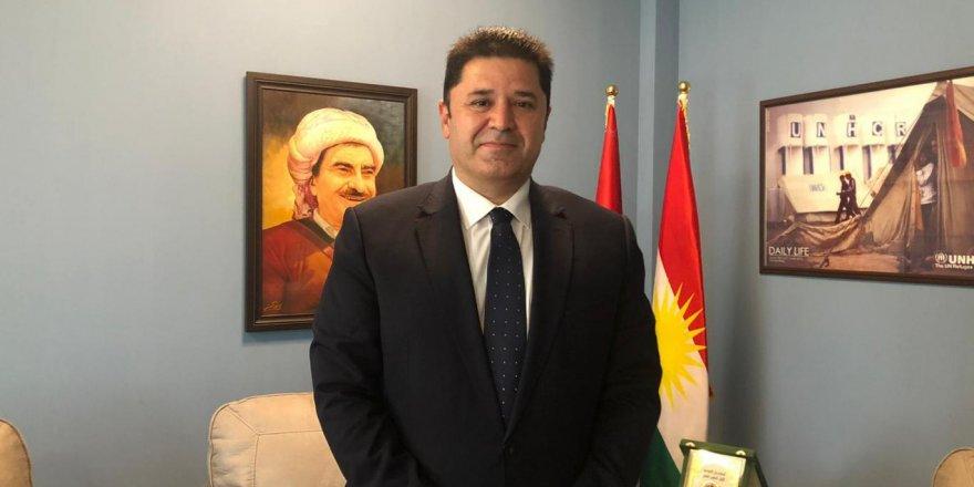 Dindar Zebari: Önceliğimiz Kürdistan Bölgesi'nin güvenliğini korumaktır