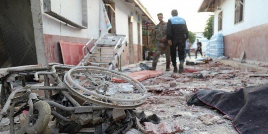 SOHR: Efrin'e atılan füzeler rejim bölgesinden ateşlendi