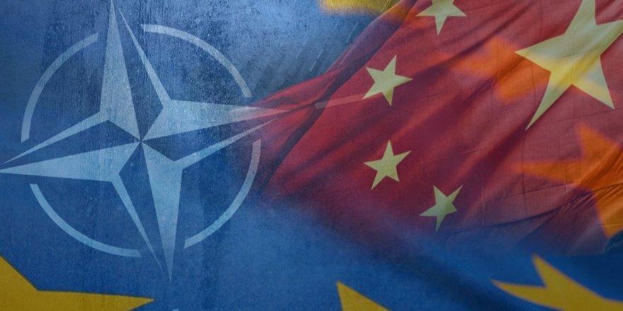 "Çin'den NATO'ya ""iftira"" suçlaması"