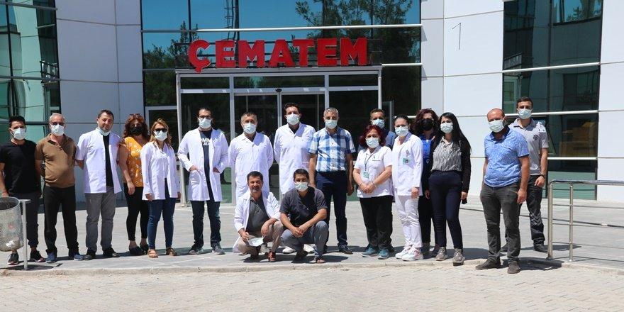 Diyarbakır'da AMATEM ile ÇEMATEM şifa dağıtacak