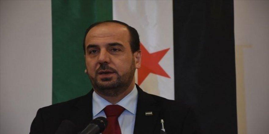 SMDK Başkanı Hariri'den 'Afrin' açıklaması: 'Hak ihlalleri yaşanıyor'