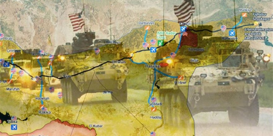 Pentagon: Esad, ABD'ye karşı Rojava'daki aşiretlerle iletişim halinde!