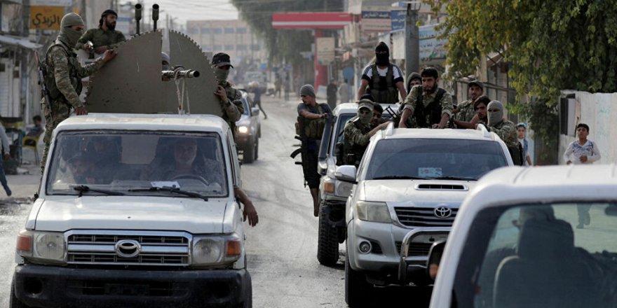 SOHR: Türkiye'ye bağlı silahlı gruplar 25 sivili katletti!