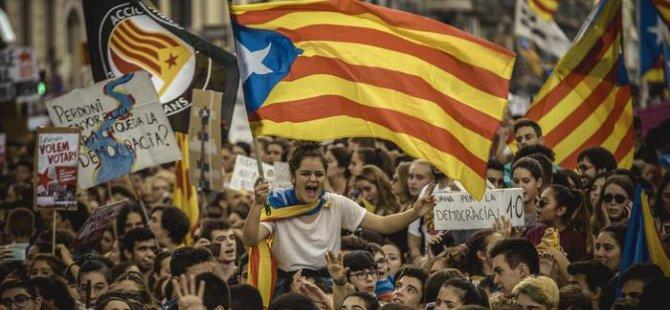 Bağımsızlık referandumu: Erbil'den sonra sıra Barcelona'da