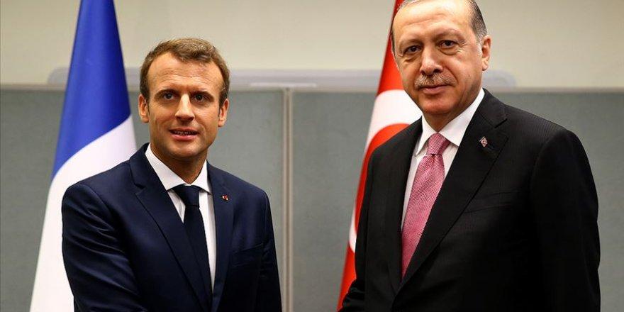 The Arab Weekly: Fransa, Türkiye'den sözlü mutabakattan daha fazlasını istiyor