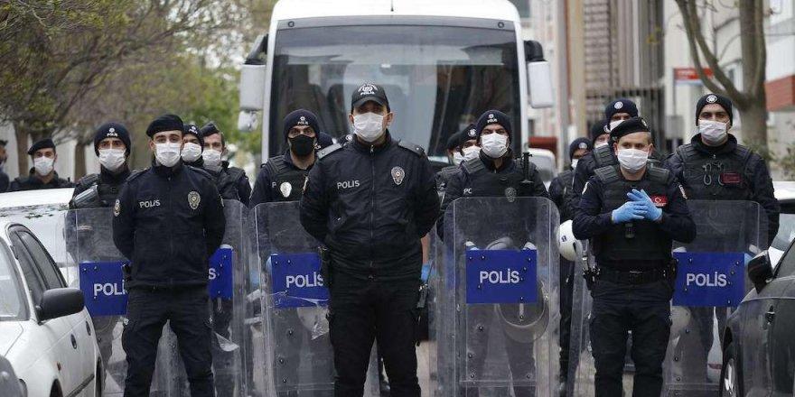 Danıştay'dan gösteri yürüyüşlerinde polis müdahalesi için iptal kararı