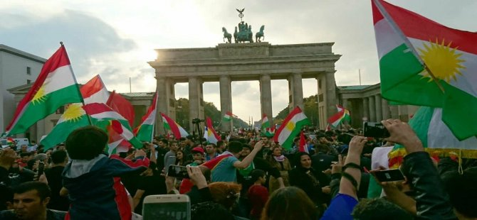 Ey Kurdistan Halkları, Gazanız Mübarek Olsun
