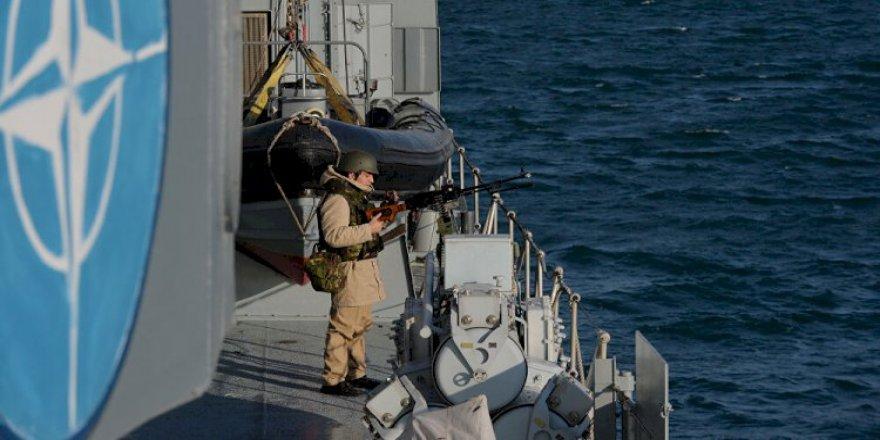 NATO'dan Rusya'ya: Karadeniz'deki varlığımızı sürdüreceğiz