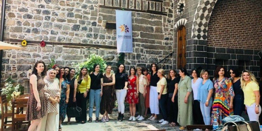 DOGÜNKAD, 'Aktif Kadın, Eşit Temsil Projesi' için start verdi