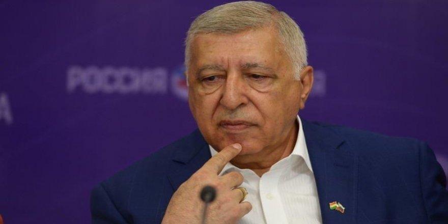 Rusya Kürtlerinin tanınan ismi Yuri Nebiyev hayata veda etti