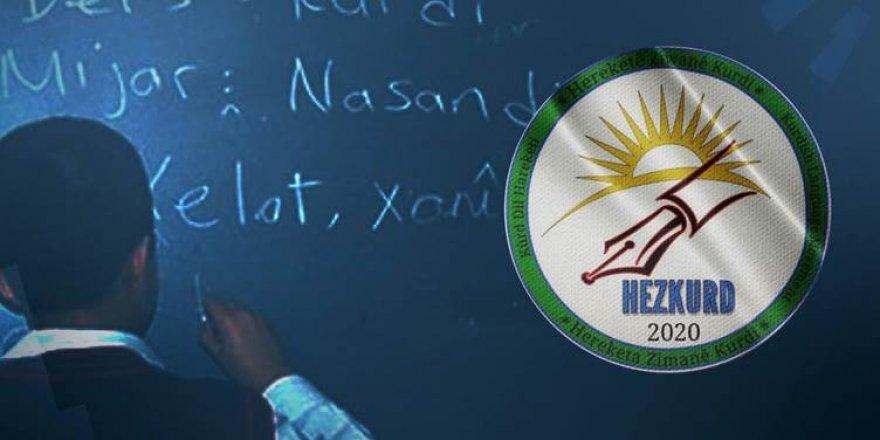 HEZKURD online Kürtçe dil okulu başlattı