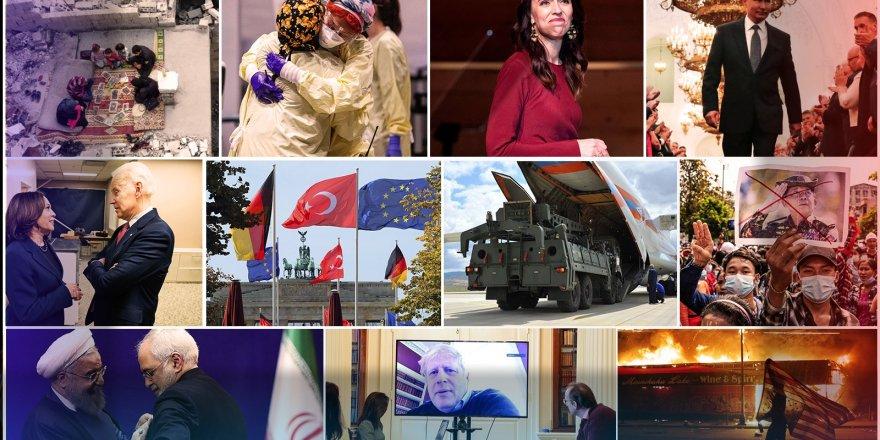 Dünya basınında bugün | Kabil'deki en yetkili ABD generali ülkeden ayrıldı