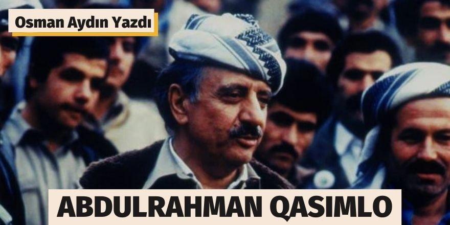 Osman AYDIN:Abdurrahman Qasimlo