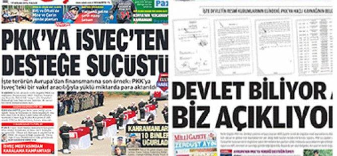 AKP medyası asılsız bilgilerini Kürt sivil kurumlarına karşı kullanıyor